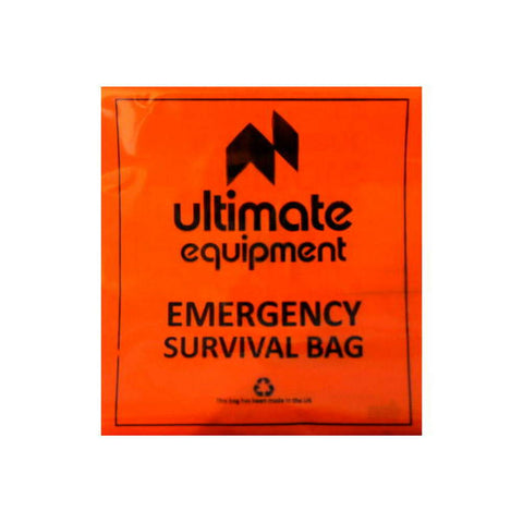 Ultimate Survival Bag Orange - Heavy Duty 750g