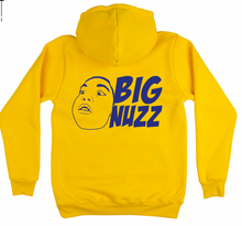 Load image into Gallery viewer, BIG NUZZ Mens hoodie Aboriginal business
