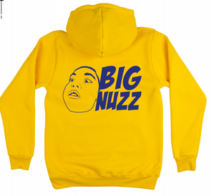 BIG NUZZ Mens hoodie Aboriginal business