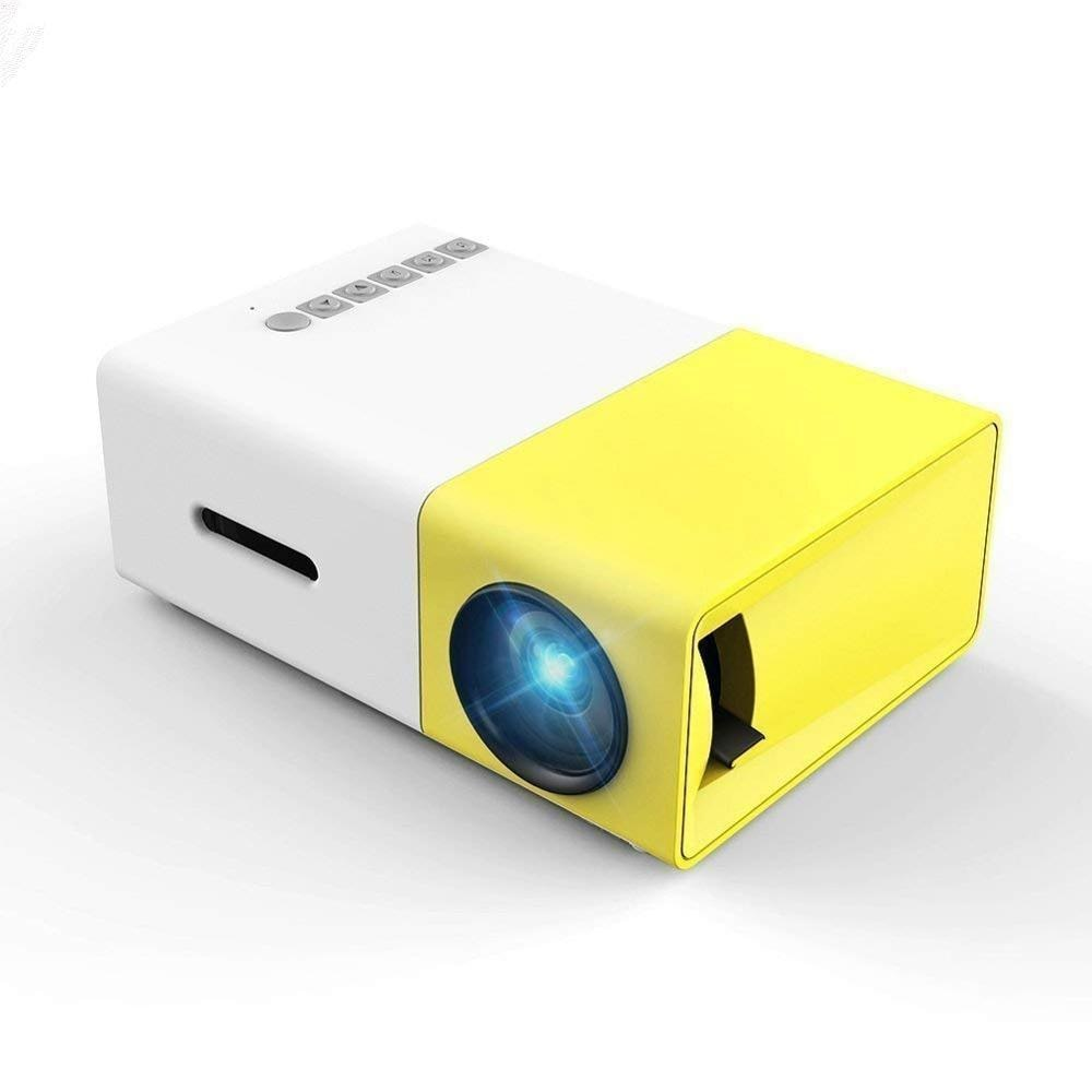 Mini Projecteur LED USB  Audio 320x240 Pixels HDMI