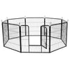 Bonnlo 30 inch Dog Playpen, 8 Panels