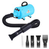 Bonnlo 3.2HP Pet Dryer Blue