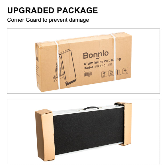 Bonnlo 6FT Dog Ramp