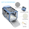 Bonnlo Pet Wheels Rolling Carrier