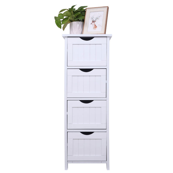 Bonnlo Bathroom Cabient with 4 Drawers
