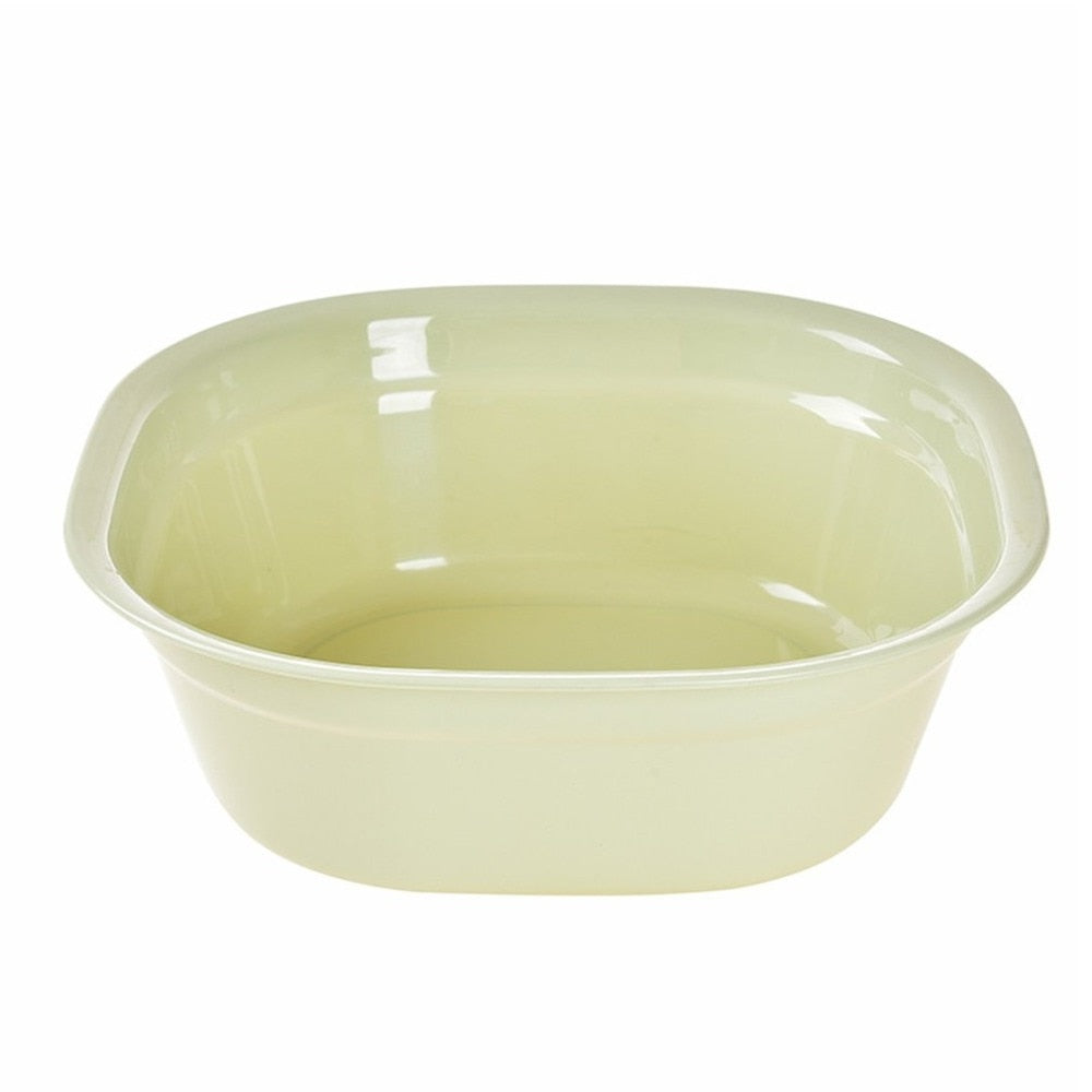Square thickening basin
