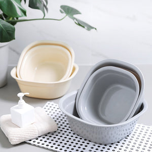 Plastic Washing Pot Baby Pot