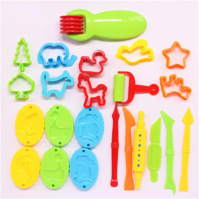 Educational Plasticine Mold