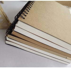 Blank page Notebook Office