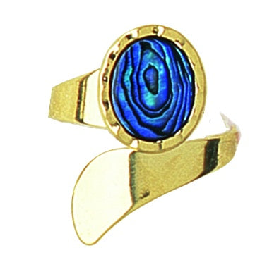 GP941 Gold Wrap Around Ring