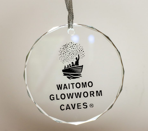 Crystal Waitomo Christmas Ornament