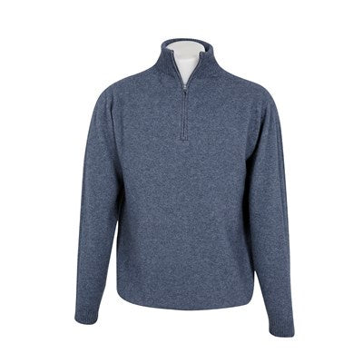 NB336 Half Zip Sweater