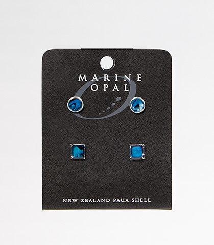 MOE93 Earring Round and Square