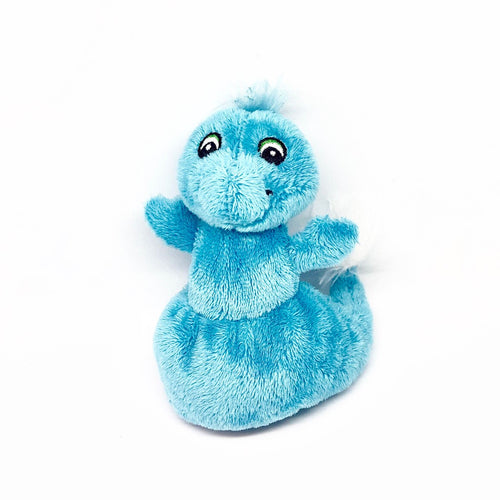 Glowworm Finger Puppet BLUE