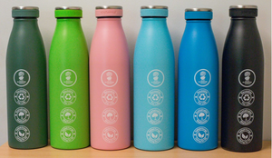Sistema Hot & Cold Stainless Steel Bottle
