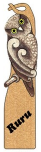 Ruru Bookmark