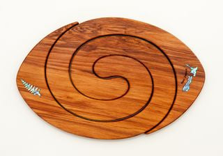 Rugby Ball Tablemat