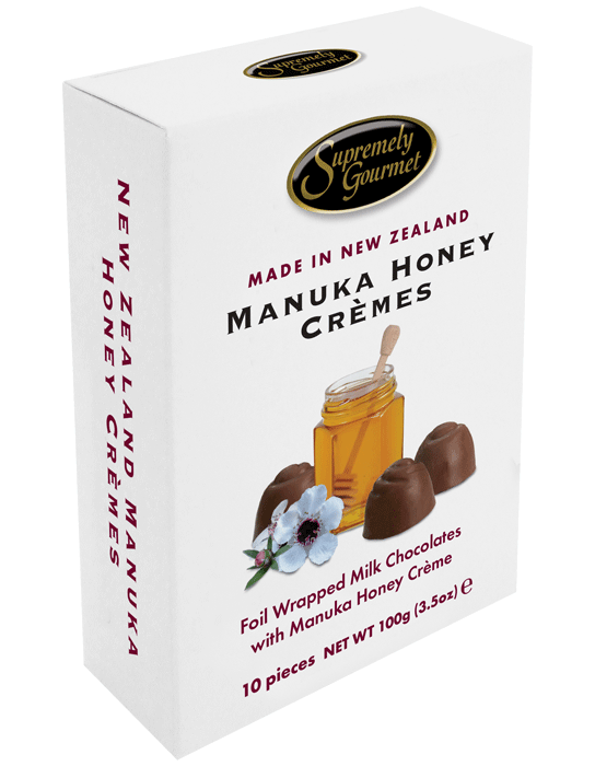Manuka Honey Chocolates - 10pce Upright