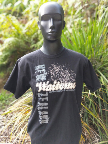 Mens Tshirt Black WGC