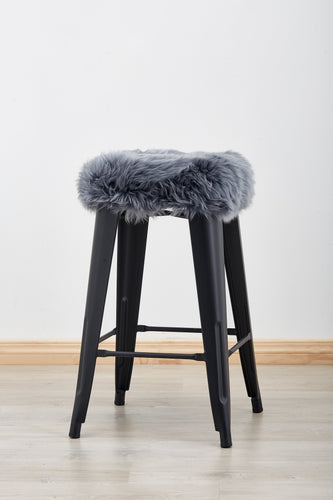 STOLLASUN Tolix Stool Cover - Pebble
