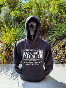 Black Live the Legend Hoody