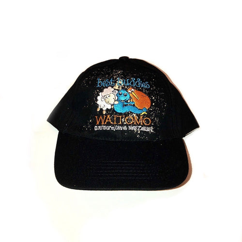 Best Buddies Glow in the Dark Kids Cap - Black