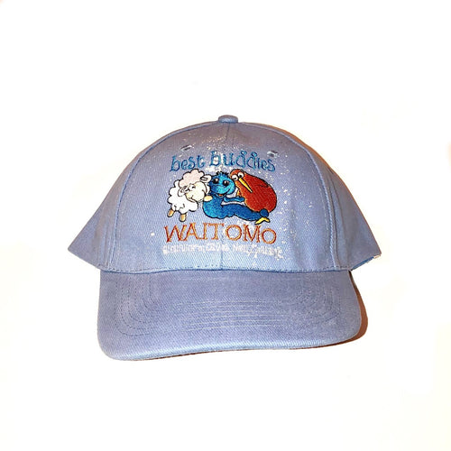 Best Buddies Glow in the Dark Kids Cap - Blue