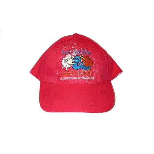 Best Buddies Glow in the Dark Kids Cap - Pink