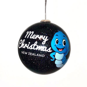 Bluey Glowworm Glitter Christmas Ball