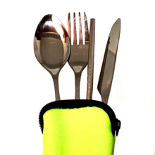 Load image into Gallery viewer, Cutlery  Stainless Steel  5 pce