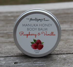 BeeKeeper Manuka Honey Body Balm