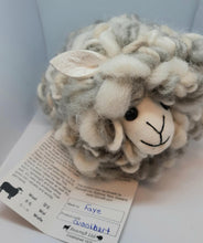 Load image into Gallery viewer, WOOLBERTB Textured Wool Loop Sheep