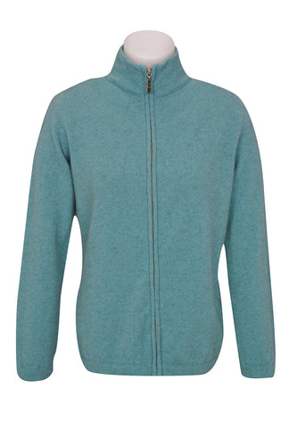 NB485 Plain Zip Jacket