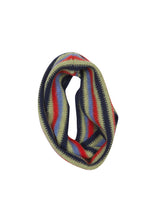 Load image into Gallery viewer, NX709 Kids Striped Loop Scarf