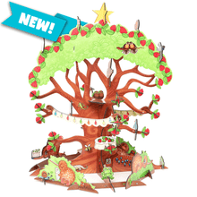 Load image into Gallery viewer, Kuwi Christmas 3D Advent Puzzle