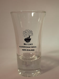 82508 WGC Large Tulip Clear Shot Glass $6.50