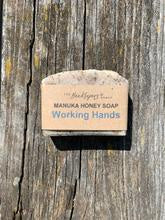 BeeKeepers Manuka Honey Soap Working Hands