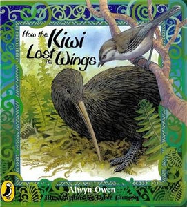 Rm16 How The Kiwi Lost Its Wings