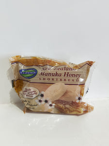 Manuka Honey Shortbread