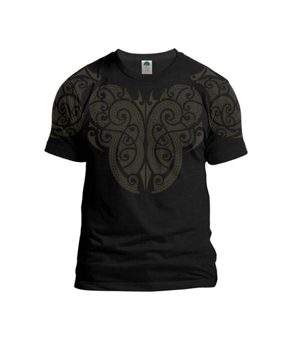 GT54198 Taniwha Cotton T-shirt