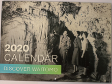 Load image into Gallery viewer, *Discover Waitomo Calendar 2020