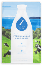 Load image into Gallery viewer, Taupo Pure Whole Milk Powder