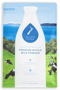 Taupo Pure Whole Milk Powder