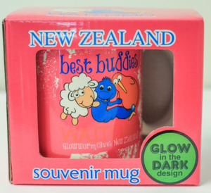 Best Buddies Glow in the Dark Mug