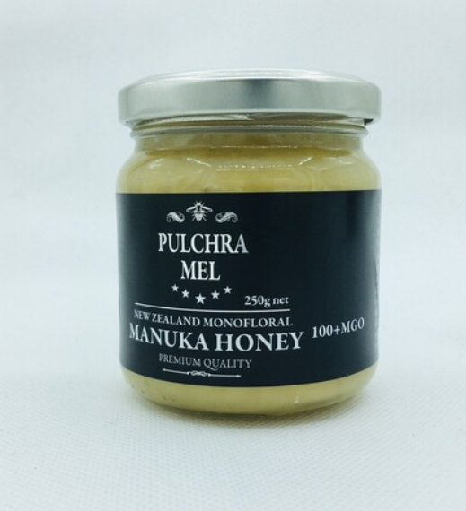 Monofloral Manuka Honey 100+ MGO - 250g