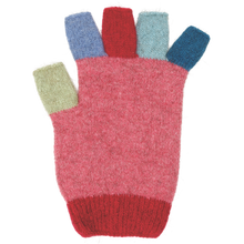 Load image into Gallery viewer, NX811 Kids Fingerless Gloves