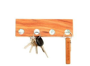 Magnetic Rimu Key Holder