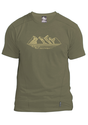 MT50564 Mens Ice Peak Army Merino