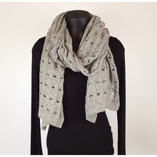Load image into Gallery viewer, NX813 Ladder Scarf/Wrap