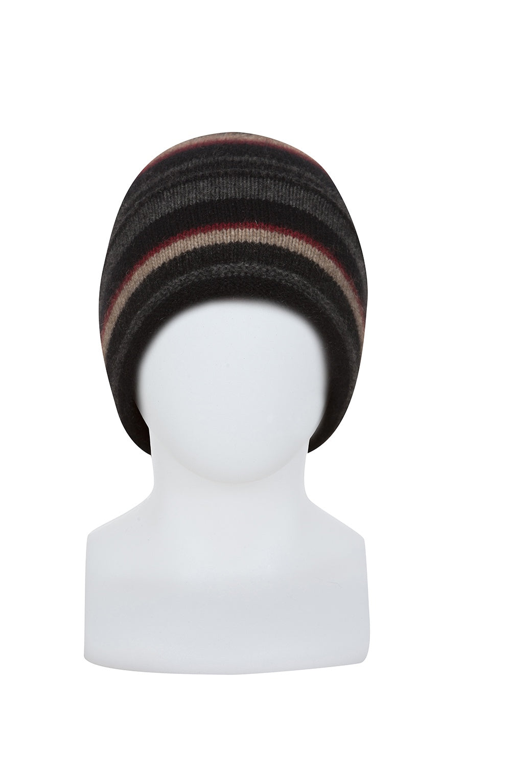 NX201 Striped Beanie